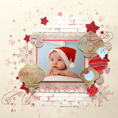 Christmas Joy {Sparkle N Sprinkle}