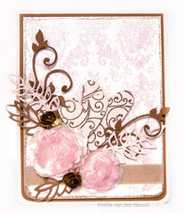Vintage Card {Something Tattered}
