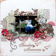 Timeless Memories {FWAB / Scrapmatts}