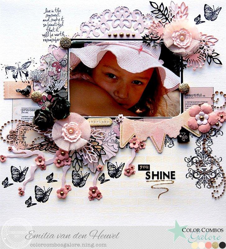 You Shine {CCG 242}