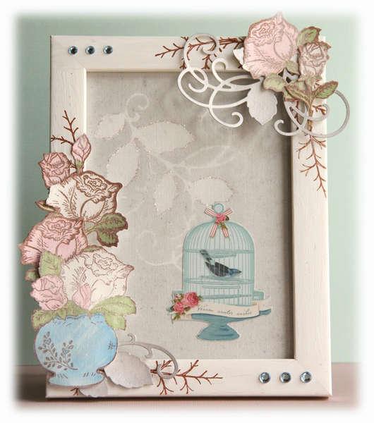 Winter Wishes {Heartfelt Creation DT work}
