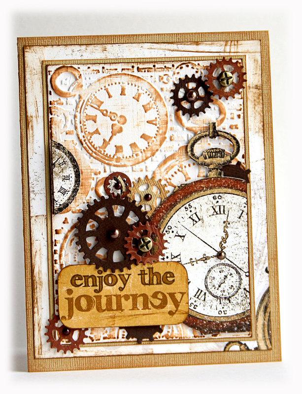 Enjoy the Journey {Kaboodle Doodles}
