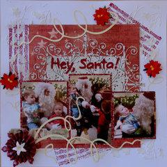 49/52  Hey, Santa!