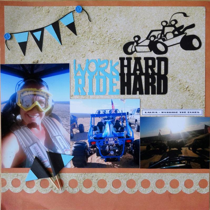 Work Hard, Ride Hard