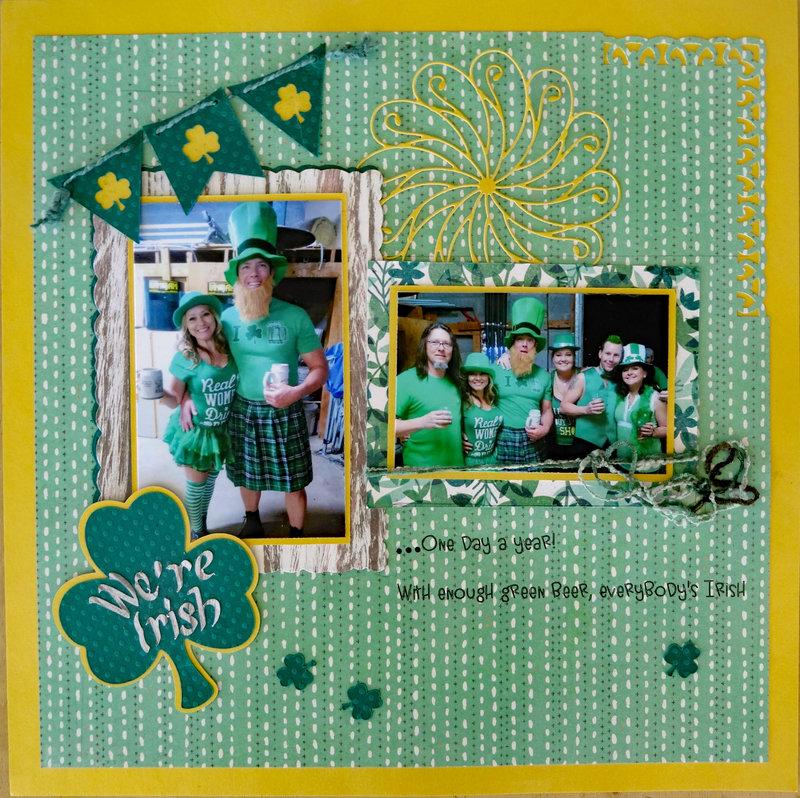 We're Irish 36/104