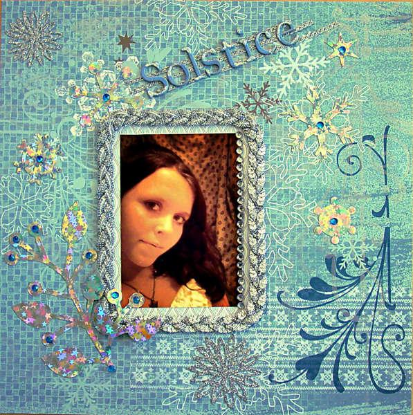 Solstice ~Flying Unicorn~