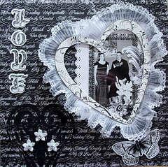 Love ~Scraps of Darkness