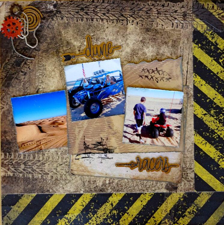 Dune Racers 92/104