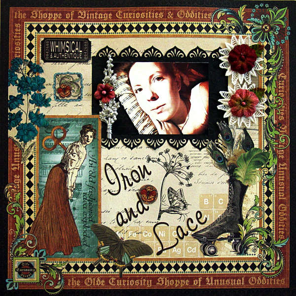 Iron and Lace  ~Scraps of Darkness~