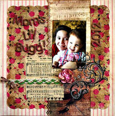 Mom's Li'l Bugg! - ~Scraps of Elegance~
