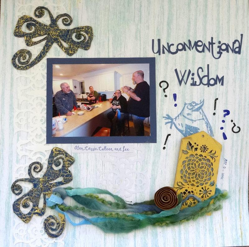 Unconventional Wisdom - 20/104
