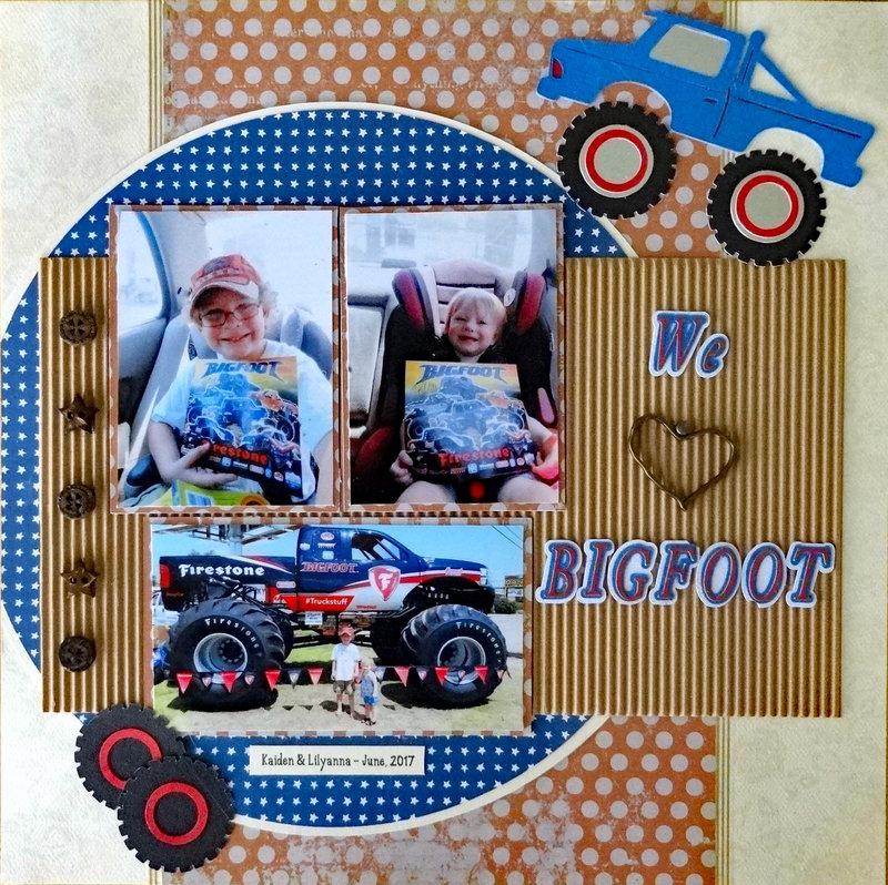 We [Heart] BIGFOOT - 49/102