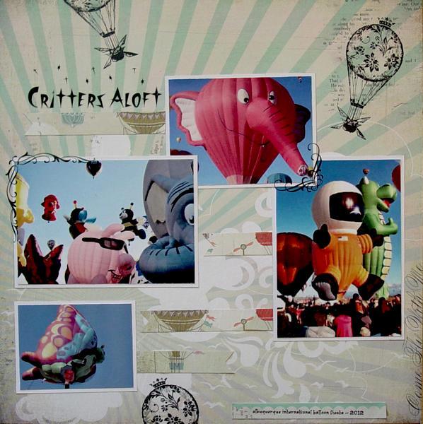 Critters Aloft