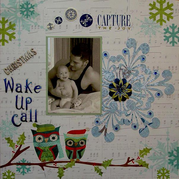 Christmas Wake Up Call