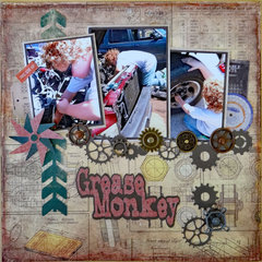 Grease Monkey - 20/52