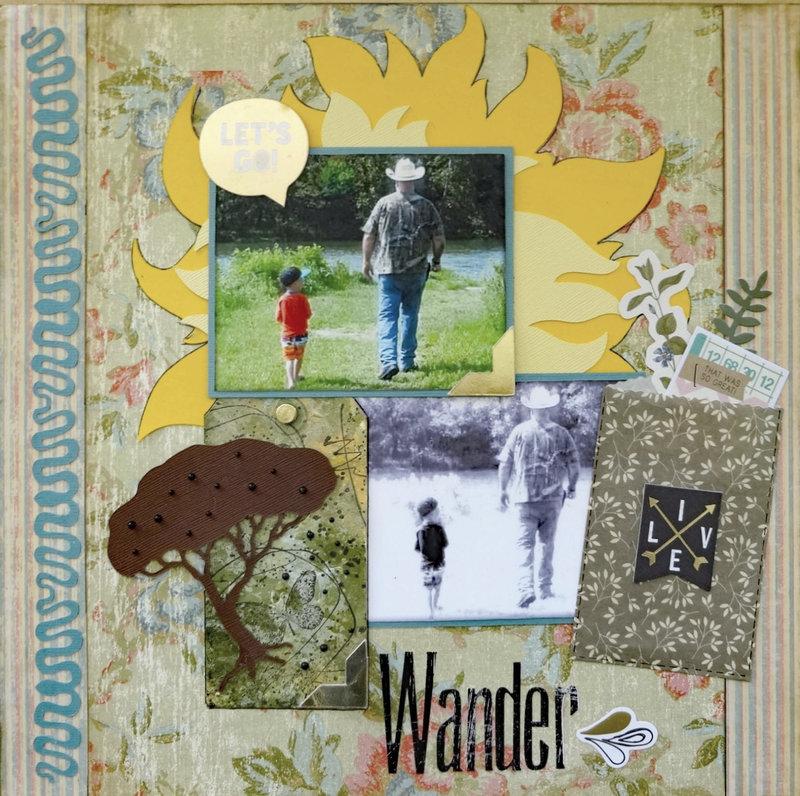 Wander - 25/52