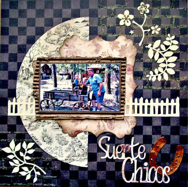 Suerte Chicos (Lucky Boys)