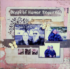 Sense of Humor Required - 58/52