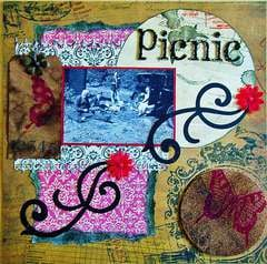 Picnic ~Scraps of Darkness~