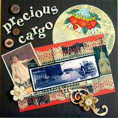 Precious Cargo ~Scraps of Darkness~