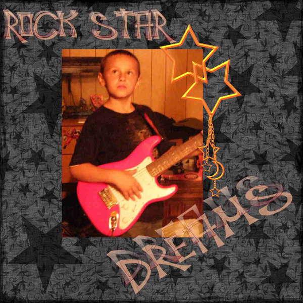 Rock star Dreams