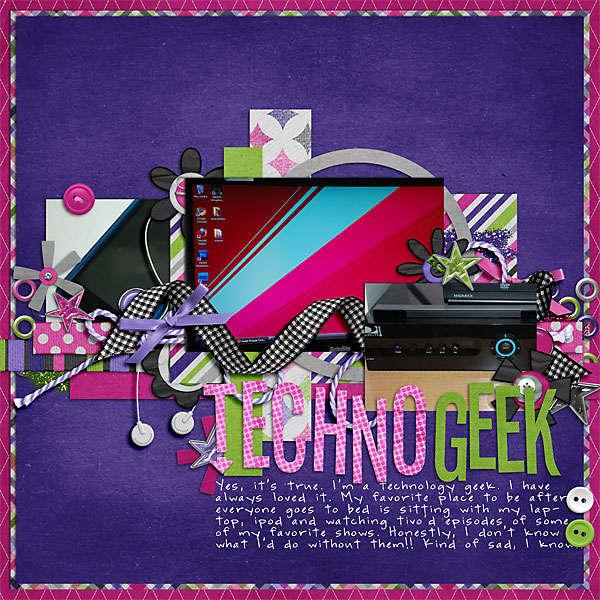 Techno Geek