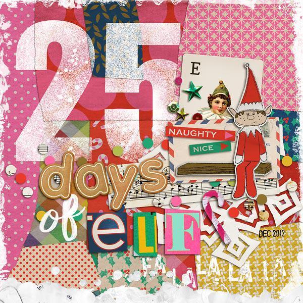 25 Days of Elf