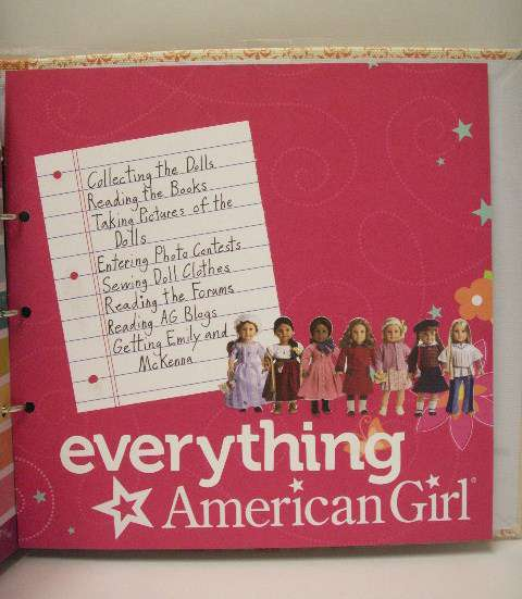 """WEEK-LONG CHALLENGE """"Time Machine"""" - Page 10 - Everything American Girl"""