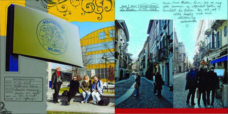 Spread 5 - Milano 2008