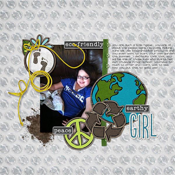 earthy girl