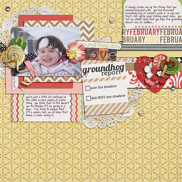 groundhog day love