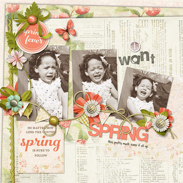 i want spring