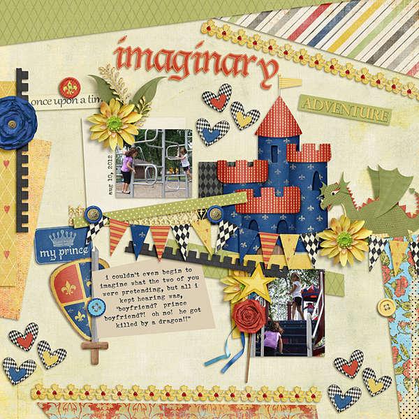 imaginary adventure