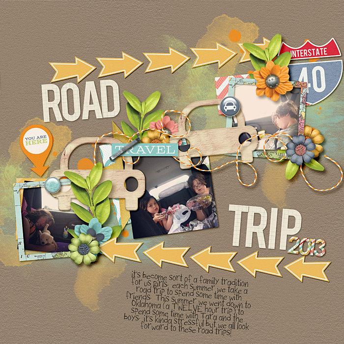 road trip 2013
