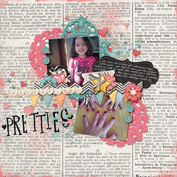 valentime's pretties