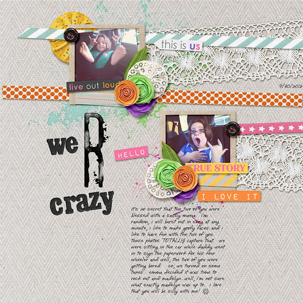 we r crazy