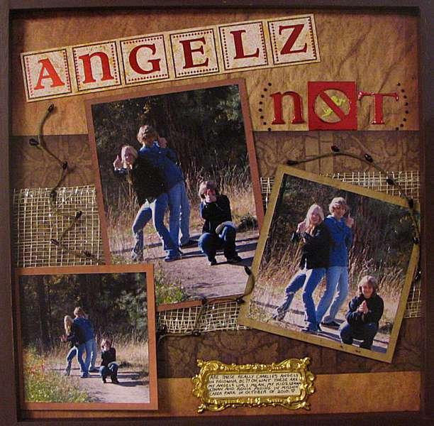 Angelz (not)