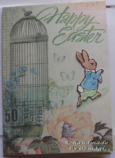 run away bunny
