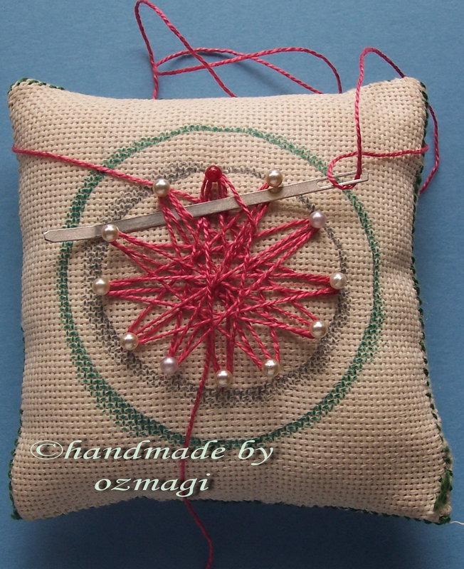 my idea of the stringflower