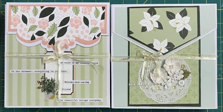 Gift Boxes to hold cards