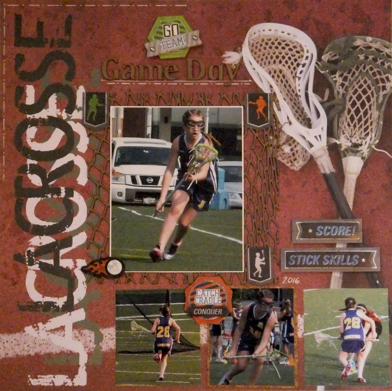 Lacrosse - Game Day
