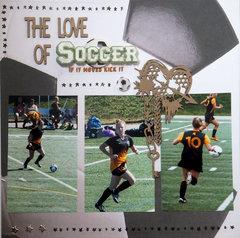The Love of Soccer