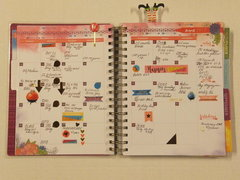 Paper House Live Bold 18 month Agenda Calendar Planner