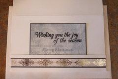 Merry Christmas (gift card holder)