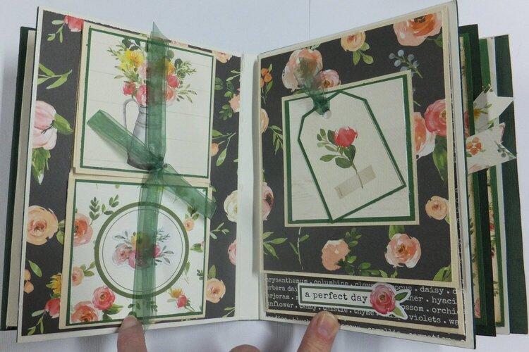 Carta Bella Mini Album #4 Spring Market
