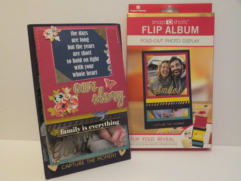 Family Flip Album from Paper House Inc