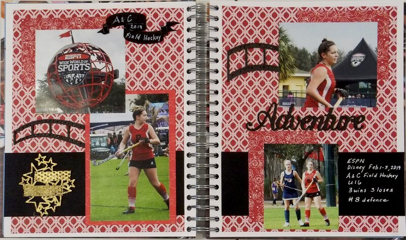 Adventure Journal Page