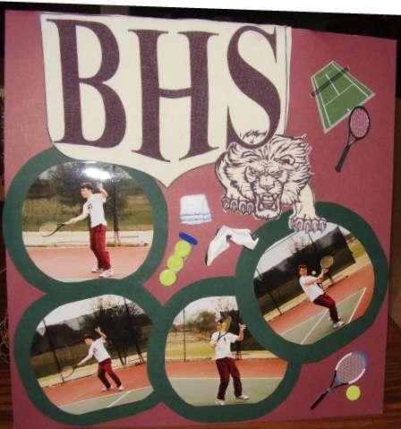 BHS TENNIS*