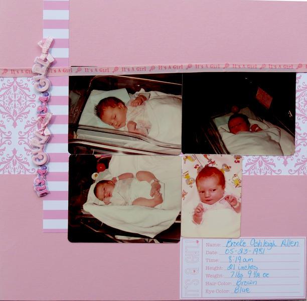Brooke - Newborn