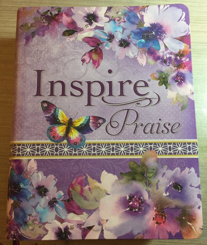 New Inspire Praise Bible